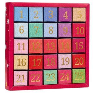 Fai da te: idee per Calendari dell'avvento last minute