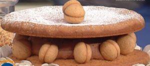 La prova del cuoco, dolce di oggi: torta al bacio di Diego Bongiovanni