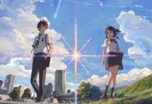"""Makoto Shinkai: """"smettete di guardare Your Name"""""""
