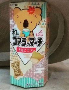Biscotti Koala giapponesi ai semi di soia dolci: la recensione