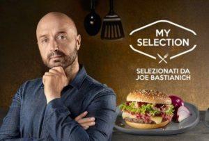McDonald's My Selection: scopri i nuovi panini di Joe Bastianich