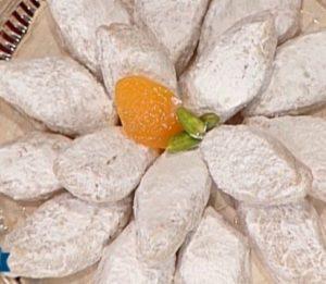 La Prova Del Cuoco Ricetta Di Oggi I Ricciarelli Di Susanna Badii