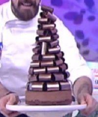Detto Fatto oggi: ricetta della torta christmas tree di Capotosti