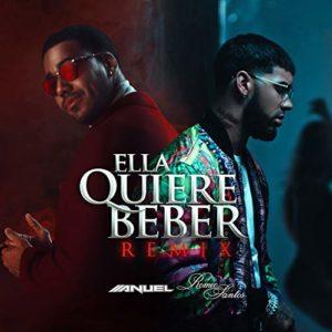 Ella Quiere Beber (Remix)Anuel AA ft. Romeo Santos: Testo e traduzione canzone