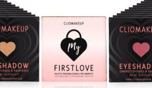 Cliomakeup: i nuovi ClioMakeUp Eyeshadow e palette MyFirstLove