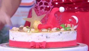 Dolce Detto Fatto, 28 dicembre: torta al torrone di Sal De Riso