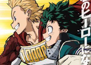 My Hero Academia: annunciata data di uscita per la quarta stagione