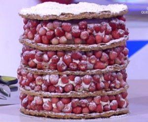 Detto Fatto oggi: ricetta torta di compleanno alla Bianca di Capotosti