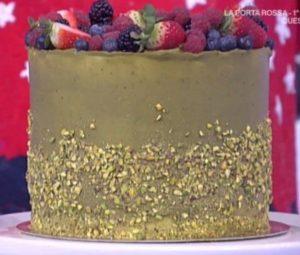 Detto Fatto oggi: ricetta torta paradiso al pistacchio di Capotosti