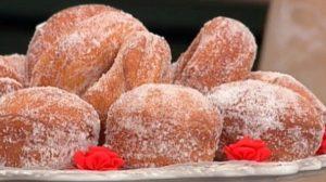 Dolce La prova del cuoco: bomboloni alla crema di Luisanna Messeri