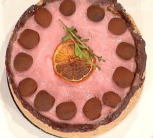 La prova del cuoco dolce: tarte all'arancia e cioccolato della Messeri