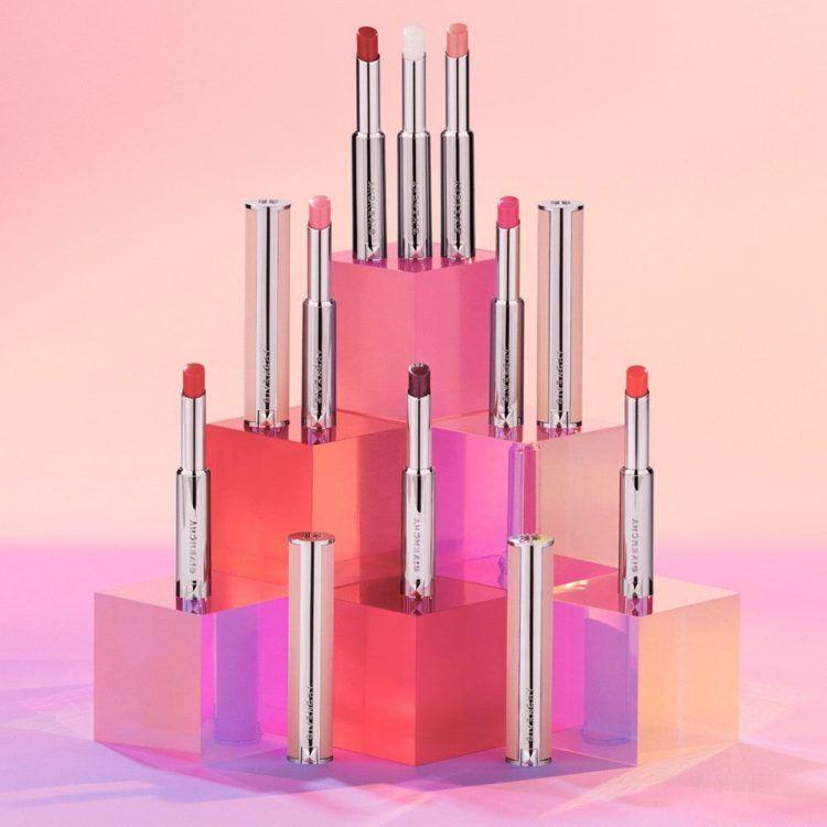 Givenchy  Nuovo balsamo labbra Le Rose Perfecto - Cliccando News 340511549046f