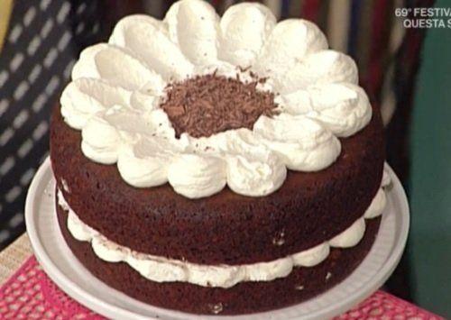 Dolce La Prova Del Cuoco Torta Al Cioccolato Di Natalia Cattelani