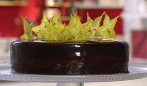 La mia storia con il cioccolato, Ernst Knam: ricetta torta karambola