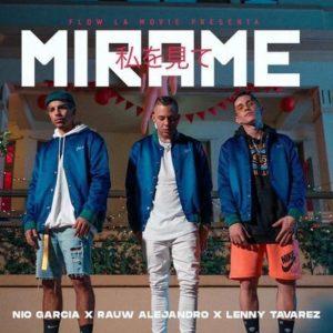 Nio Garcia, Rauw Alejandro, Lenny Tavarez – Mirame: Video, testo e traduzione canzone