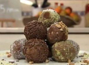 Cotto e mangiato, dolce 1 marzo: polpette dolci di Tessa Gelisio