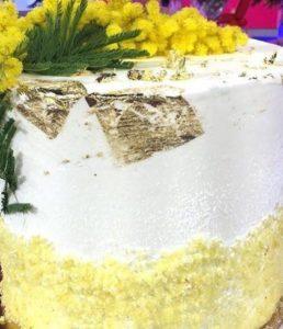 Detto Fatto, 8 marzo: torta mimosa wow di Alessandro Capotosti