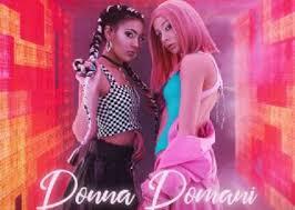 Donna Domani – Luna ft. Chadia Rodriguez: Video e testo canzone