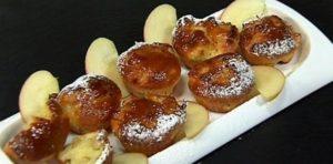 Cotto e mangiato: ricetta tortine di mele e yogurt di Tessa Gelisio