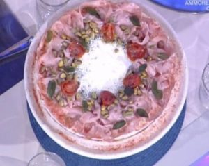 Detto Fatto, 4 aprile: ricetta cheesecake salata di Andrea Mainardi