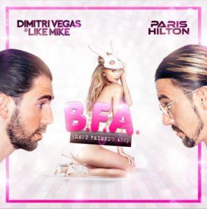 Dimitri Vegas & Like Mike, Paris Hilton – Best Friend's Ass: Video, testo e traduzione canzone