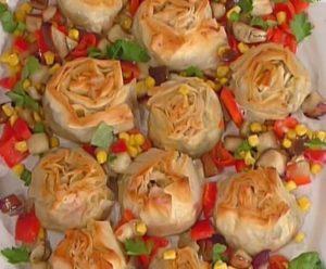 La prova del cuoco oggi: saccottini di pasta di Cattelani e Messeri