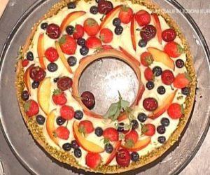 Dolce La prova del cuoco oggi: scrigno di pasta frolla di Susanna Badii