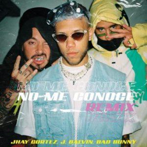 No Me Conoce (Remix) – Jhay Cortez Ft. Bad Bunny & J Balvin: testo e traduzione canzone