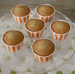 Ricette all'italiana oggi: ricetta muffin vegani di Anna Moroni