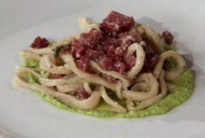 Ricette all'italiana, 23 maggio: pici con finocchiona di Anna Moroni