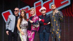 Ascolti tv, 7 maggio 2019: Testa a testa tra The voice e Le iene