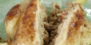 Ricette all'italiana oggi: ricetta galletto ripieno di Anna Moroni