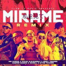 Nio García, Rauw Alejandro, Lenny Tavarez, Darell, Myke Towers, Casper Mágico – Mírame Remix: testo e traduzione canzone