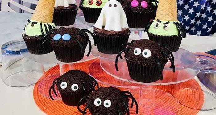 Detto Fatto Halloween Cupcakes