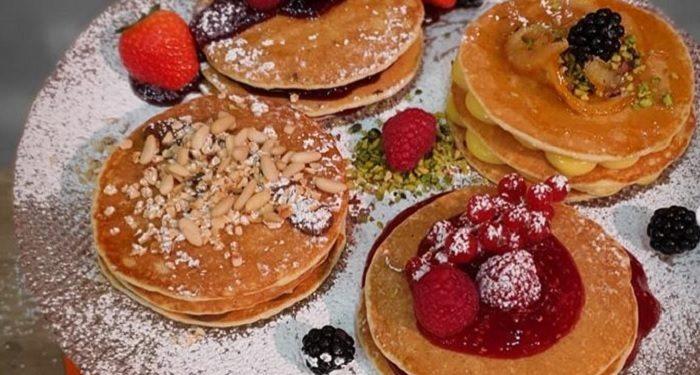 La prova del cuoco Millefoglie di pancakes