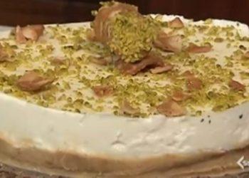 Cotto e mangiato torta cannolo siciliano