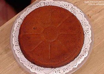 La prova del cuoco torta caprese