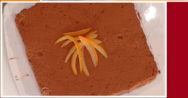La prova del cuoco torta mousse al cioccolato