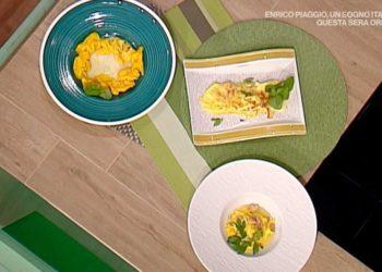 La prova del cuoco uova strapazzate omelette