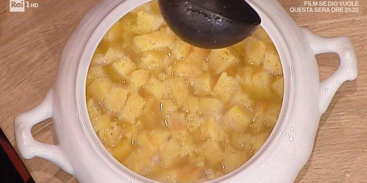 La prova del cuoco zuppa imperiale spisni