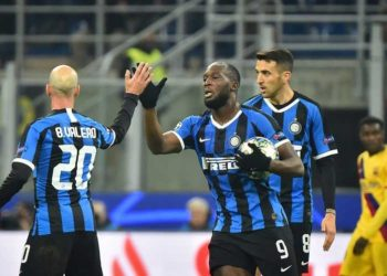 Ascolti tv inter barcellona Champions League