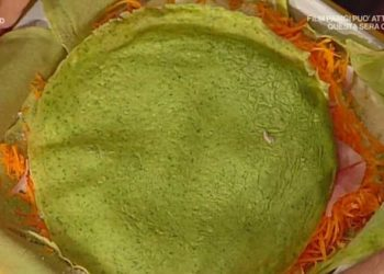 La prova del cuoco lasagne verdi di crespelle