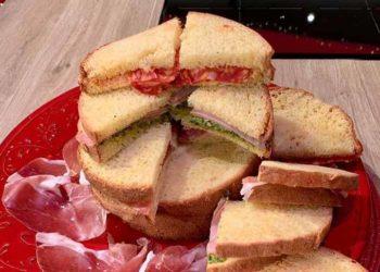 La prova del cuoco panettone gastronomico di Daniele Persegani