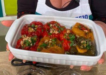 La prova del cuoco papaccelle mbuttunate