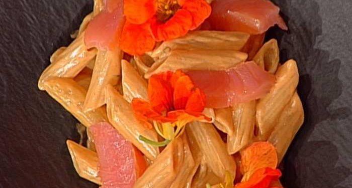 La prova del cuoco penne al salmone di Pascucci