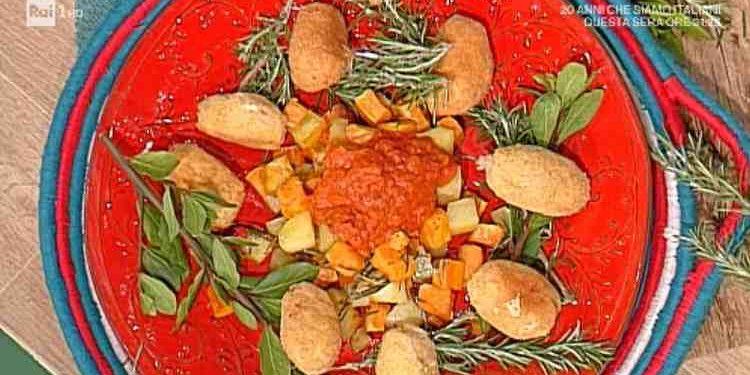 La prova del cuoco tapas spagnole