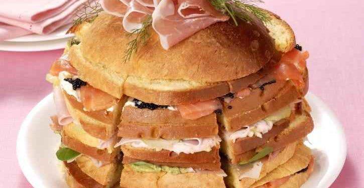 Natale cliccandonews idee farciture panettone gastronomico