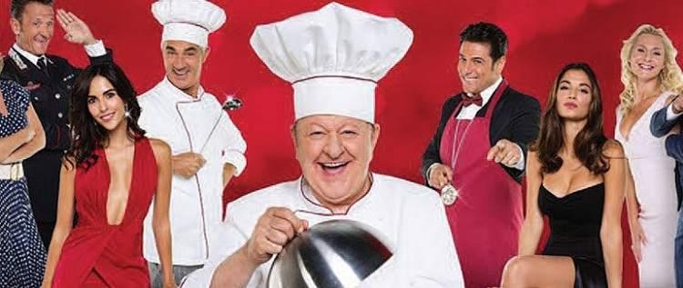 Natale da chef trama cast