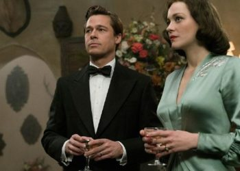 Allied Un'ombra nascosta trama cast