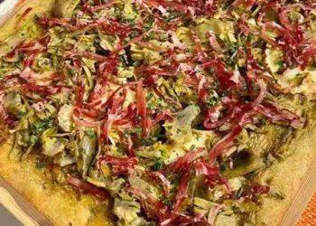 Detto fatto pizza alla camomilla